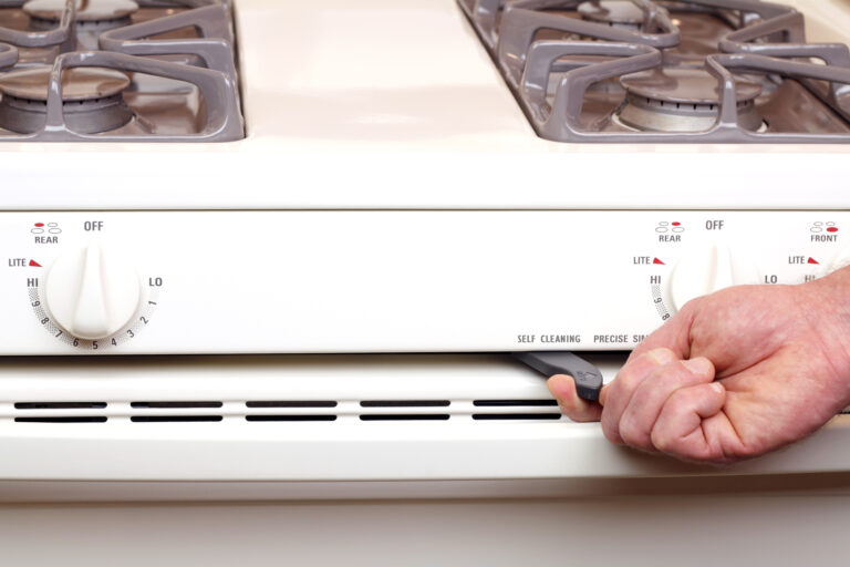 How Does Self-Cleaning Oven Features Work?