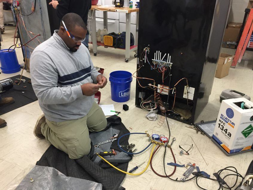 refrigerator repair, american appliance repair