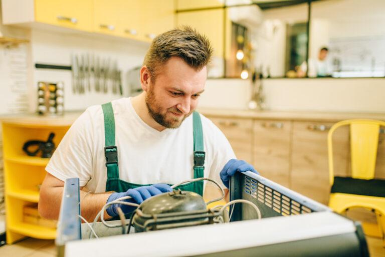 appliance repair, Preparing For Service Visit
