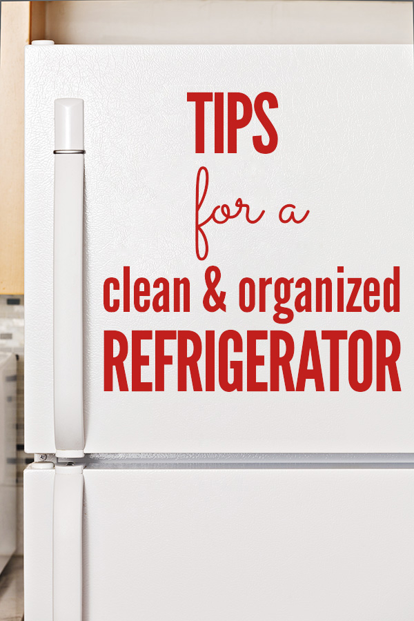 Tips For The Cleanest Refrigerator Ever