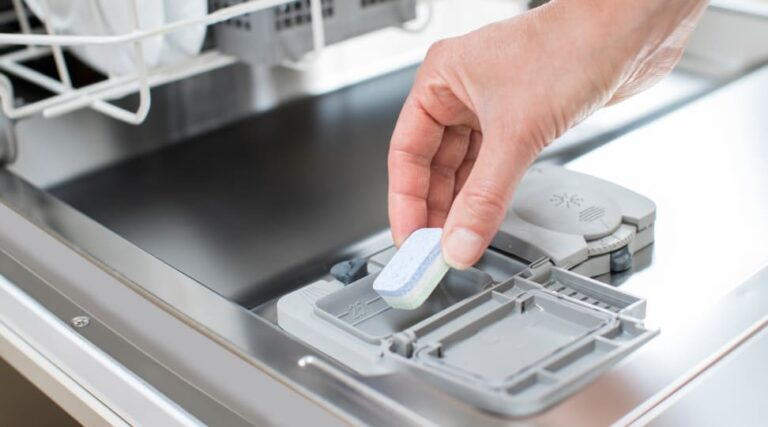Why You Need To Use A Special Detergent In Your Dishwasher